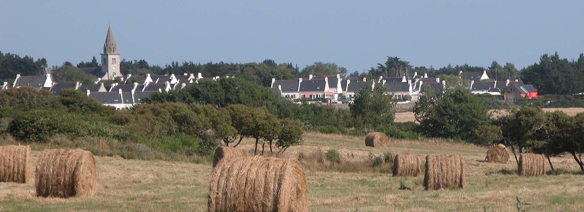 Le village de Bangor